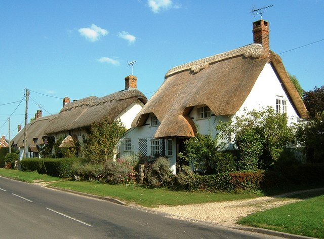 Thatched Cottages in Martin