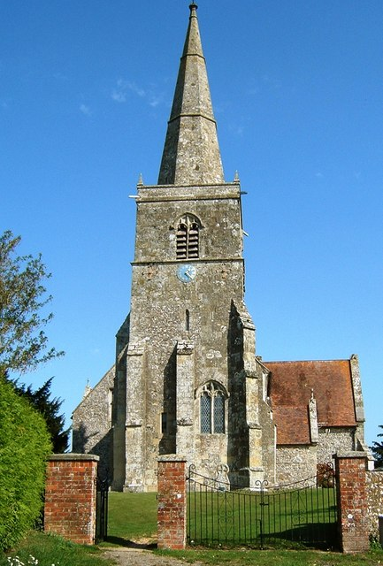 Martin Church, Hampshire