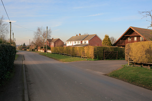 Houses on Micheldever Road, Whitchurch
