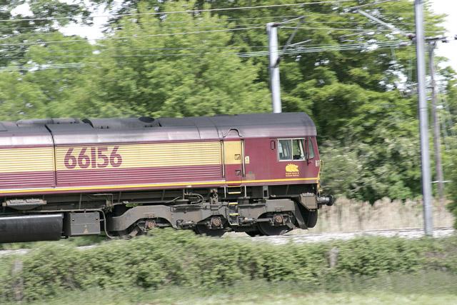 EWS Locomotive