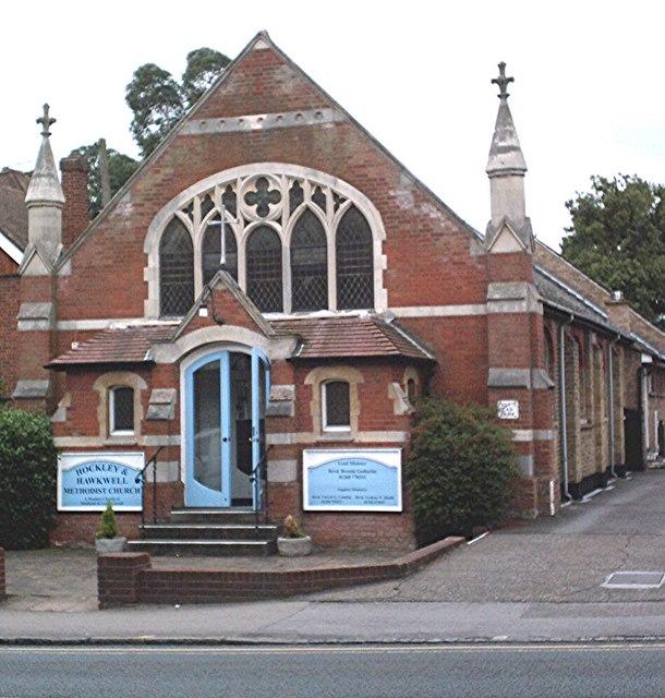 Methodist Church, Hockley