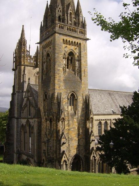 Llandaff Cathedral, Cardiff