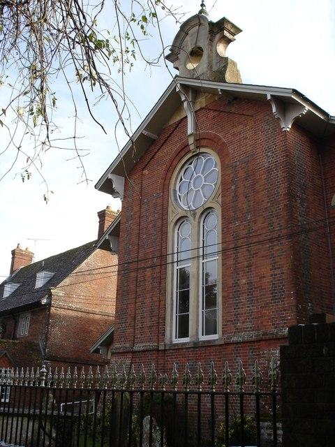 Baptist Church, Downton