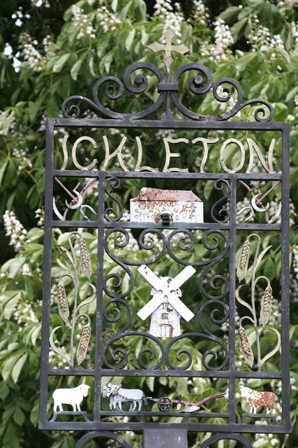 Ickleton Village Sign