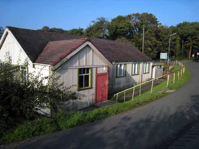 Community Hall, Pinwherry