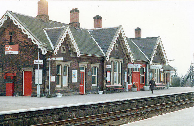 Appleby in Westmoorland Station