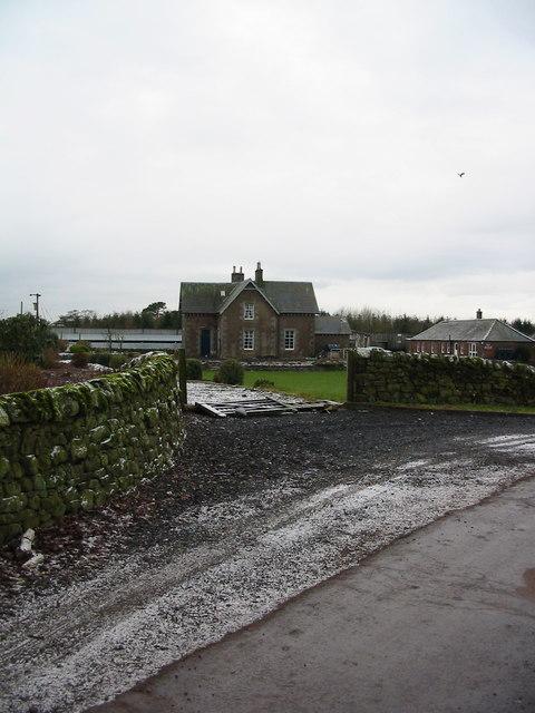 Mossknowe Farm and Steading, Canonbie, Dumfriesshire