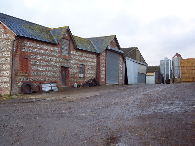 Stoford Hill Buildings