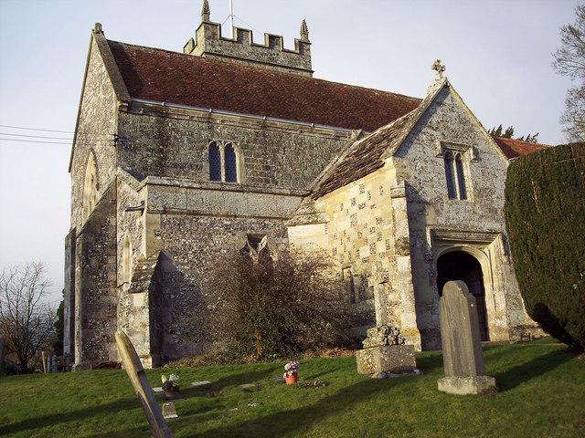 The Church of St Mary, Stapleford