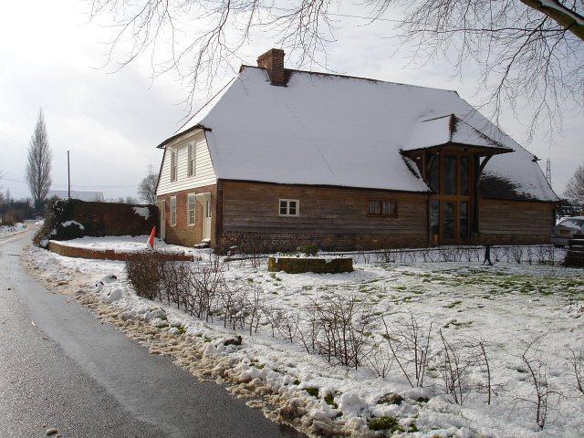 Silver Street Barn