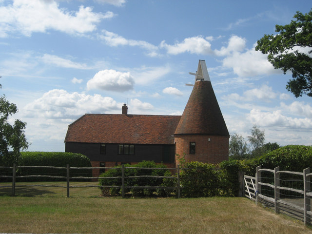 Nomanswood Oast, Darbys Lane, Wadhurst, East Sussex