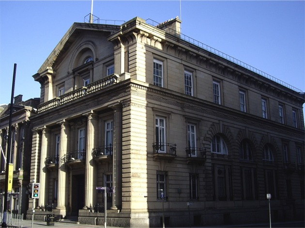 Bank of England, Castle Street