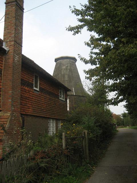 Beacon Mill, Beacon Hill, Benenden Road, Benenden, Kent