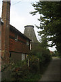 TQ8232 : Beacon Mill, Beacon Hill, Benenden Road, Benenden, Kent by Oast House Archive