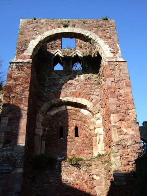 Rougemont Castle Gatehouse, Exeter