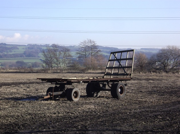 Farm cart, Lathom