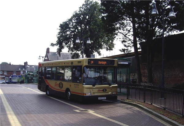 Mold Bus Station