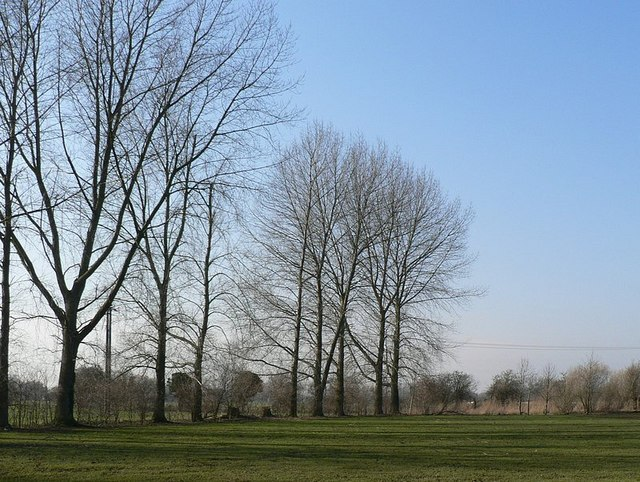 South end of Riverside Park