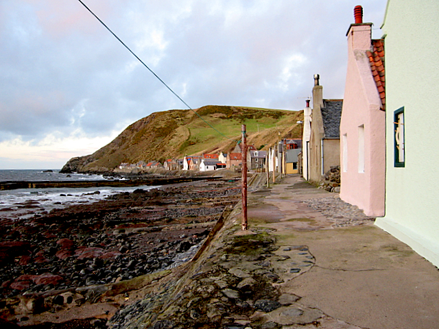 The Main Street Crovie