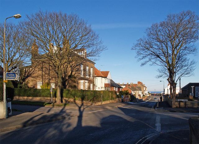 New Road, Hornsea