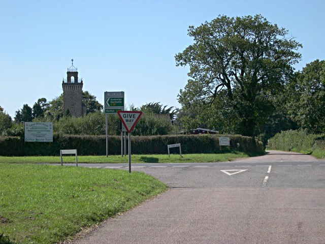 Tower Cross