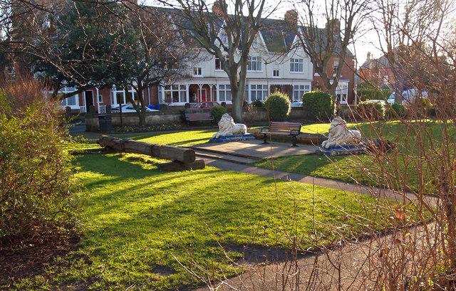 Public Gardens, New Road, Hornsea