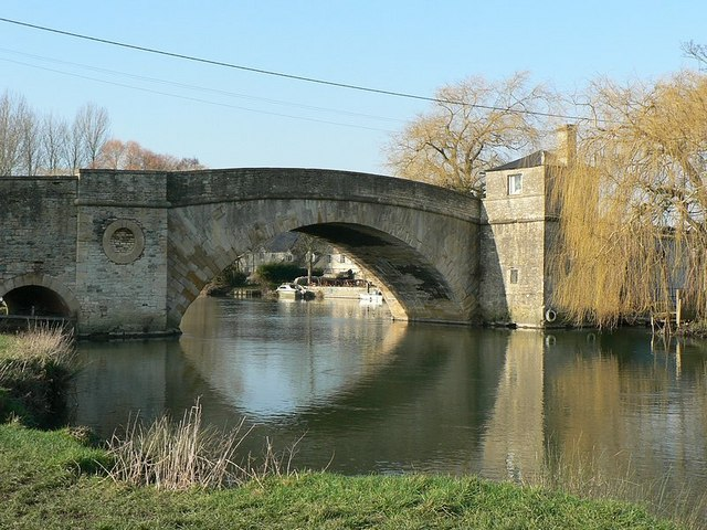 Ha'penny Bridge and Toll House