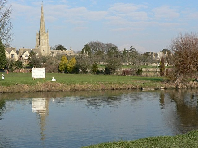 The Church of St Lawrence, Lechlade