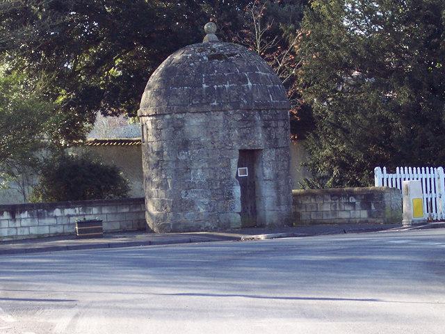 Village Lockup in Shrewton