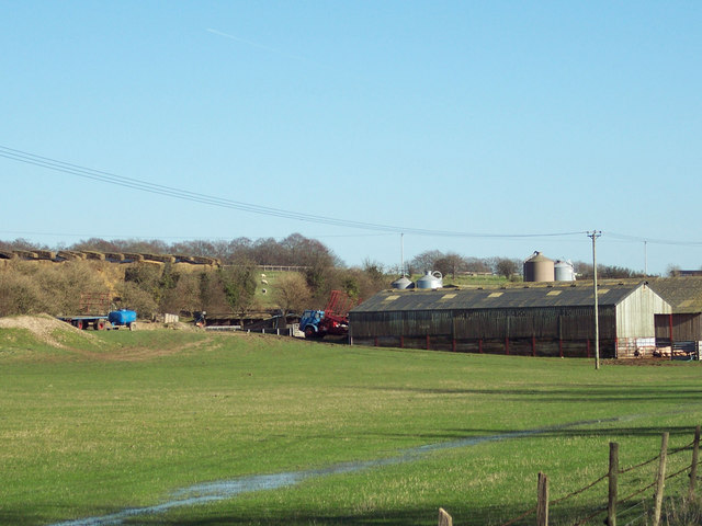 Middle Croft Farm near Shrewton