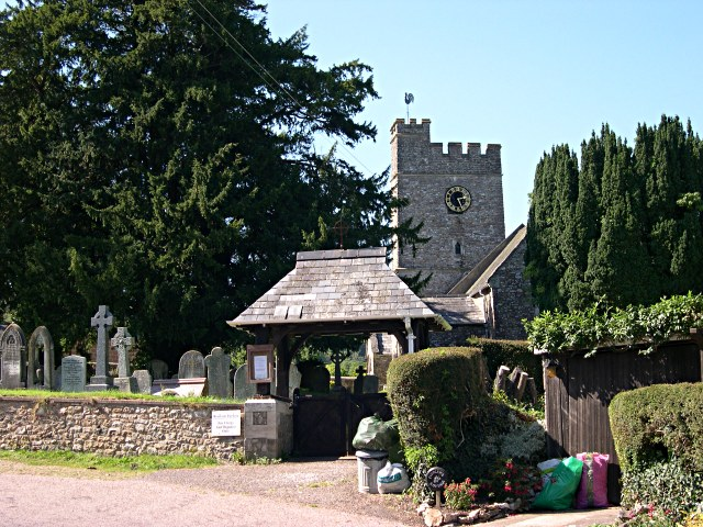 Combe Raleigh Church