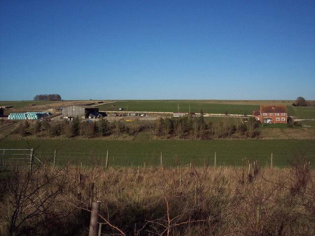 Valley Farm, Chitterne