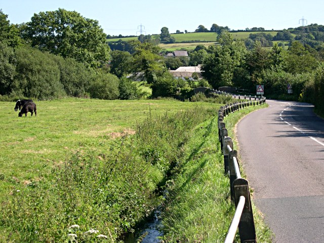 The Road to Langford Bridge