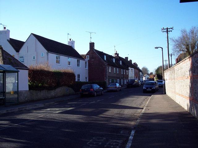 Street in Heytesbury