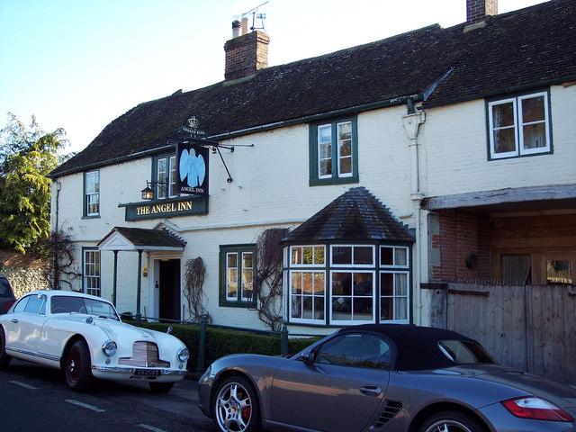 The Angel Inn, Heytesbury