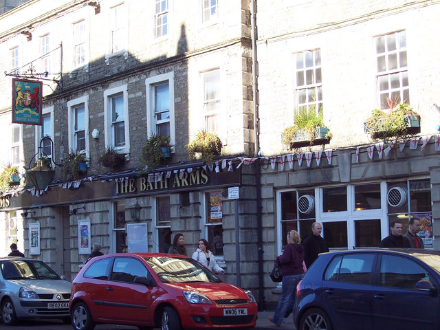 The Bath Arms, Warminster