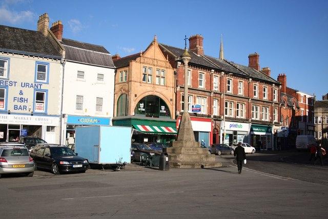 Grantham Market Place