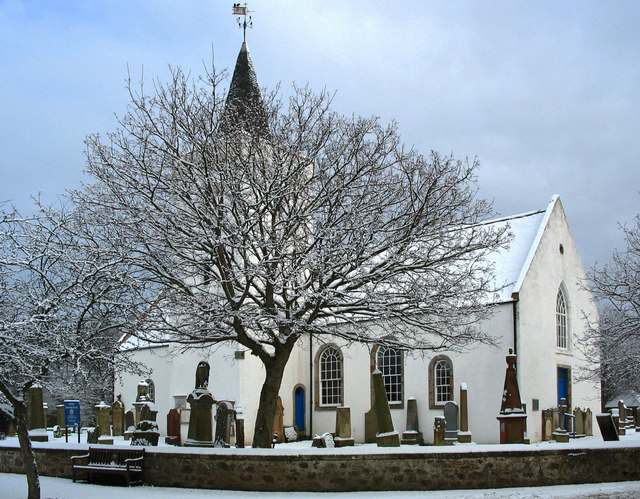 Gifford kirk in snow