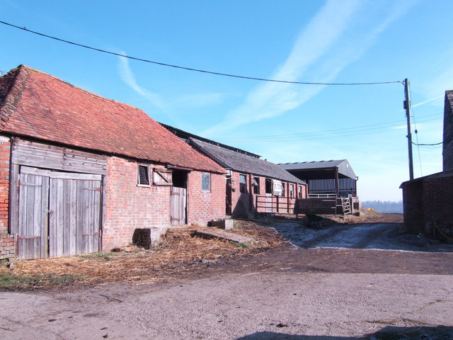 Little Broadhurst Farm