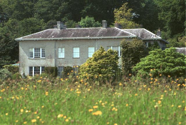 Merthyr Mawr House