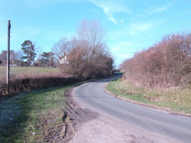 Battenhurst Road