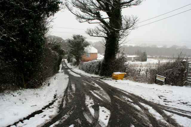 Glascoed Road