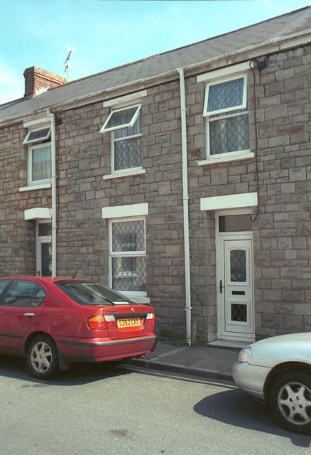Houses in St Marie Street