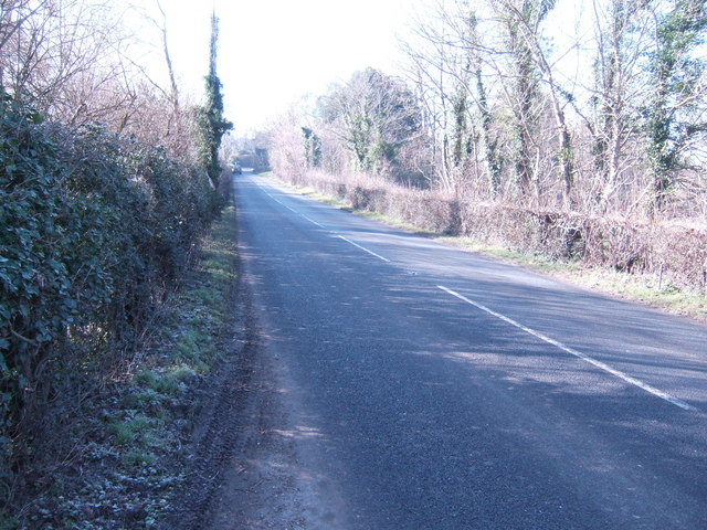 A265 west towards Burwash
