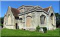 SP6811 : St Mary, Chilton, Bucks by John Salmon