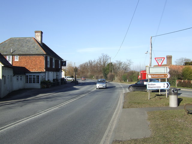 A21 at Silver Hill