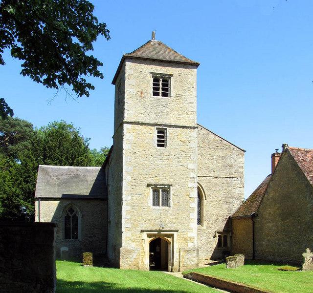 St Mary & St Nicholas, Chetwode, Bucks
