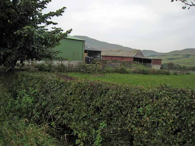 Barns at Nether Barr