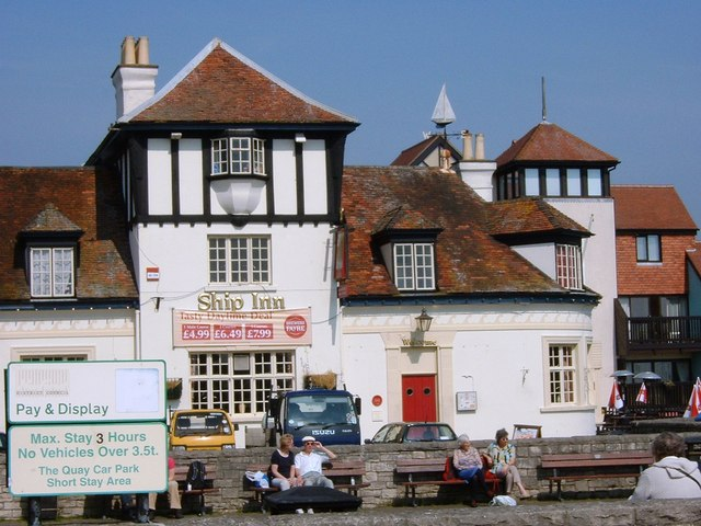 The Ship Inn, Lymington