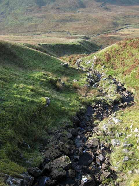 Stream below Witches Bridge